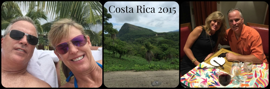 Costa Rica collage
